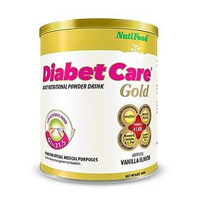 3 Hộp Sữa Nutifood DiabetCare Gold 900 Gr dinh dưỡng dành cho người lớn