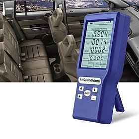 Máy đo kiểm tra chất lượng không khí đa chức năng hỗ trợ đo lượng khí CO2
