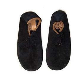 Giày đá cầu mỏ vịt ( màu sắc viền đen hoặc nâu giao ngẫu nhiên )