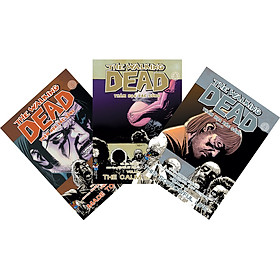 Combo 3 Cuốn The Walking Dead - Thảm Họa Xác Sống (Tập 6 + 7 + 8)