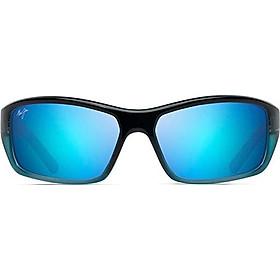 Maui Jim Sunglasses   Barrier Reef 792   Wrap Frame, Polarized Lenses, with Patented PolarizedPlus2 Lens Technology