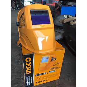 Mặt nạ hàn tự động INGCO AHM006 100x49mm