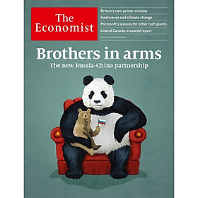 [Download sách] The Economist: Brother in Arm - 30.19