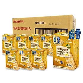 Bánh quy phô mai Kenji Đài Loan (85.5g*8 hộp)