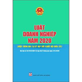 Luật Doanh Nghiệp Năm 2020