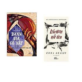 Combo 2 cuốn sách: Danh gia cổ vật 2 - Bí ẩn Thanh minh thượng hà đồ + Elizabeth mất tích
