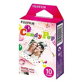 Hoạt Hình Ngay Giấy Cho Máy Chụp Ảnh Lấy Ngay Fuji Instax Mini 8 9 70 7 S 50 Candy Pop