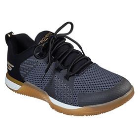 Giày Sneaker Thể Thao Nam Skechers 55218-BKGD-4