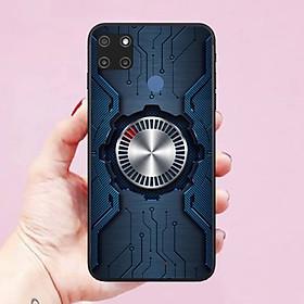 Ốp lưng điện thoại dành cho Realme C12 Hình Black Shark