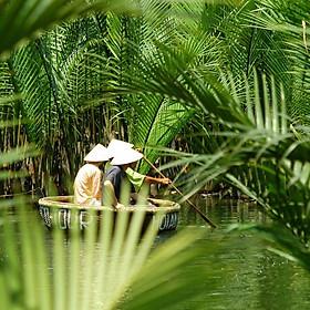 Tour Rừng Dừa Bảy Mẫu - Phố Cổ Hội An 01 Ngày, Khởi Hành Hàng Ngày Từ Đà Nẵng