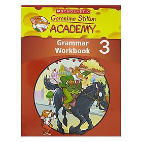 Geronimo Stilton Academy: Grammar Paw Book 3