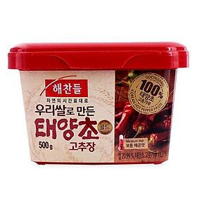 Tương Ớt Haechandle Gochujang Hàn Quốc 500g - Tương Ớt 500g