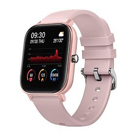 Đồng hồ thông minh chống nước cao cấp COLMI P8, Hiển thị tin nhắn, thông báo tiếng Việt, màn hình siêu nét - Hàng chính hãng