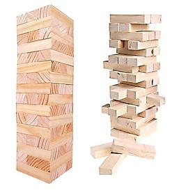 Trò chơi rút gỗ mộc dành cho trẻ