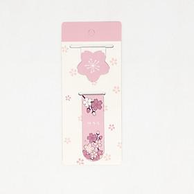 Bookmark Magnet Hoa anh đào - Mẫu ngẫu nhiên