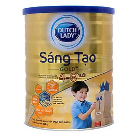 Sữa Bột Dutch Lady Gold Sáng Tạo (900g)
