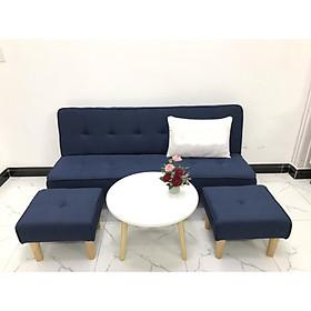 Bộ ghế sofa bed 1m7x90, sofa giường phòng khách sivali5