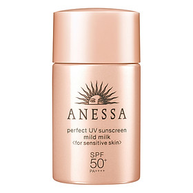 Kem Chống Nắng Anessa Perfect UV Sunscreen Skincare Milk