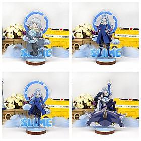 Mô hình standee trưng bày TENSEI SHITARA DATTA KEN Chuyển Sinh Thành Slime anime (MẪU GIAO NGẪU NHIÊN)