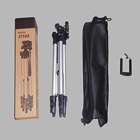 Bộ 1 Tripod và 1 giá đỡ điện thoại kèm túi và hộp đựng