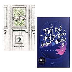 Combo 2 Cuốn Sách Tư Duy - Kỹ Năng Sống Làm Thay Đổi Cuộc Đời Bạn: Tôi Đi Tìm Tôi + Tuổi Trẻ Đáng Giá Bao Nhiêu (Tái Bản) / Tặng Kèm Bookmark Thiết Kế Happy Life