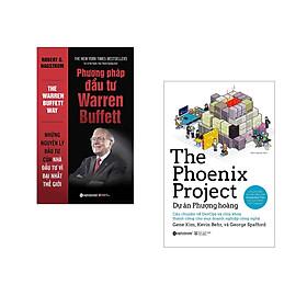 Combo 2 cuốn sách: Phương Pháp Đầu Tư Từ Warren Buffett + Dự Án Phượng Hoàng