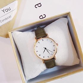 Đồng hồ đeo tay nữ unisex titoni thời trang DH22