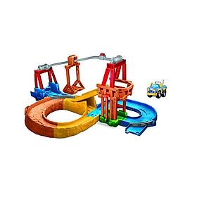 Đồ chơi Mô hình Playset đường đua lớp xe hoang dã EU881520