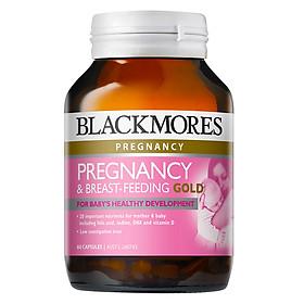 Thực Phẩm Chức Năng Blackmores Pregnancy and Breast Feeding Gold (60 viên)