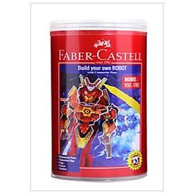 Lắp Ráp Robot Sáng Tạo Cùng Bút Connector Faber Castell - 155074