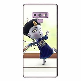 Hình đại diện sản phẩm Ốp Lưng Dành Cho Samsung Galaxy Note 9 - Mẫu 127