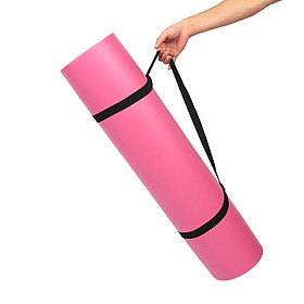 72X24In Non-Slip Yoga Mat Eco-Friendly Fitness Pilates Gymnastics Mat Gift Storage Bag And Carry Sling-7