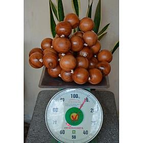 Vòng lắc eo bụng tràng hạt , Vòng lắc hạt gỗ giảm béo thon eo - Hình thật-1