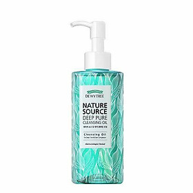 Tẩy Trang Dạng Dầu - DEWYTREE NATURE SOURCE DEEP PURE CLEANSING OIL 200ML