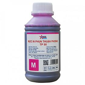Mực in phun Thuận Phong TP50 (500ml) dùng cho tất cả các dòng máy in phun Epson, HP, Canon - Hàng chính hãng