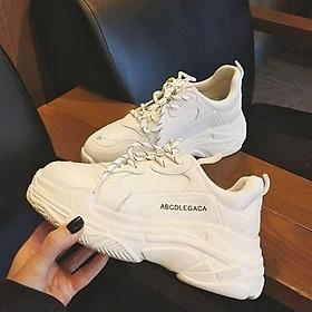 Giày thể thao sneaker nữ ABC kiểu đáng mới