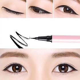 Bút Kẻ Mắt Không Thấm Nước Không Lem Eyeliner Nét Mảnh BK12