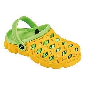 Giày Đi Mưa Trẻ Em Sephia Fashy - Vàng Xanh Lá