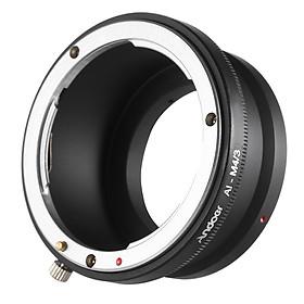 Đế Chuyển Đổi Ống Kính Nikon D Andoer AI-M4/3 Cho Máy Ảnh Panasonic Olympus