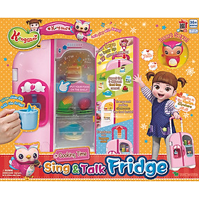 Tủ Lạnh Kongsuni Sing & Talk Fridge