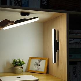 Đèn Led gắn tường, tủ đọc sách  tích điện đa năng 4 cấp độ