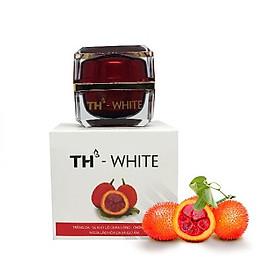 Kem trắng da - se khít lỗ chân lông - chống nắng - ngừa lão hóa da và giữ ẩm TH-White 30g