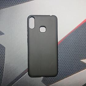 Ốp lưng đen dẻo dành cho Vsmart Joy 1 Plus - Ốp Vsmart Joy 1+ đen