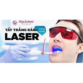 Gói Dịch Vụ 2 Lần Tẩy Trắng Răng Tại Nha Khoa Thẩm Mỹ Hồng Ân