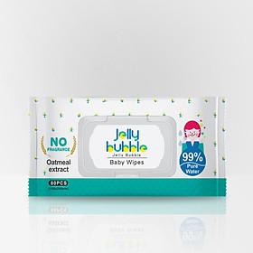 Combo 12 gói khăn giấy ướt Jelly Bubble - 20 tấm-2
