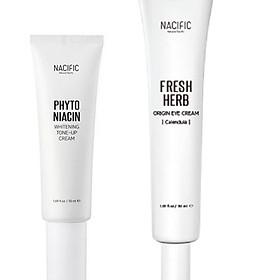 Combo dưỡng da mặt và da mắt 4 Nacific