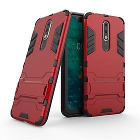 Ốp Lưng Iron Dành Cho Nokia 5.1 Plus