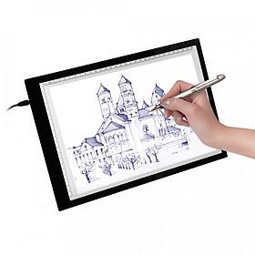 Bảng Vẽ Màn Hình LED Khổ A4 Siêu Mỏng (5V)