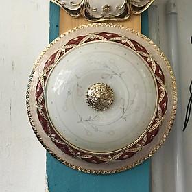 Đèn ốp tân cổ điển trang trí cầu thang - đèn trần hiên nhà tân cổ điển MOP89186/300