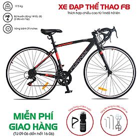 Xe đạp thể thap Fornix F8
